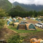 5thキャンプ アグリパークわち 10.2016 ~出発から到着~