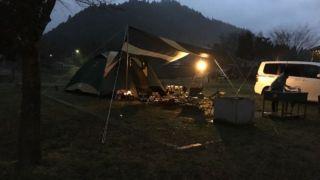 7th キャンプ 美山町自然文化村 04.2017 後編